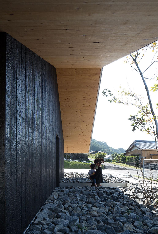 『大屋根の棲家』建築写真・竣工写真・インテリア写真7