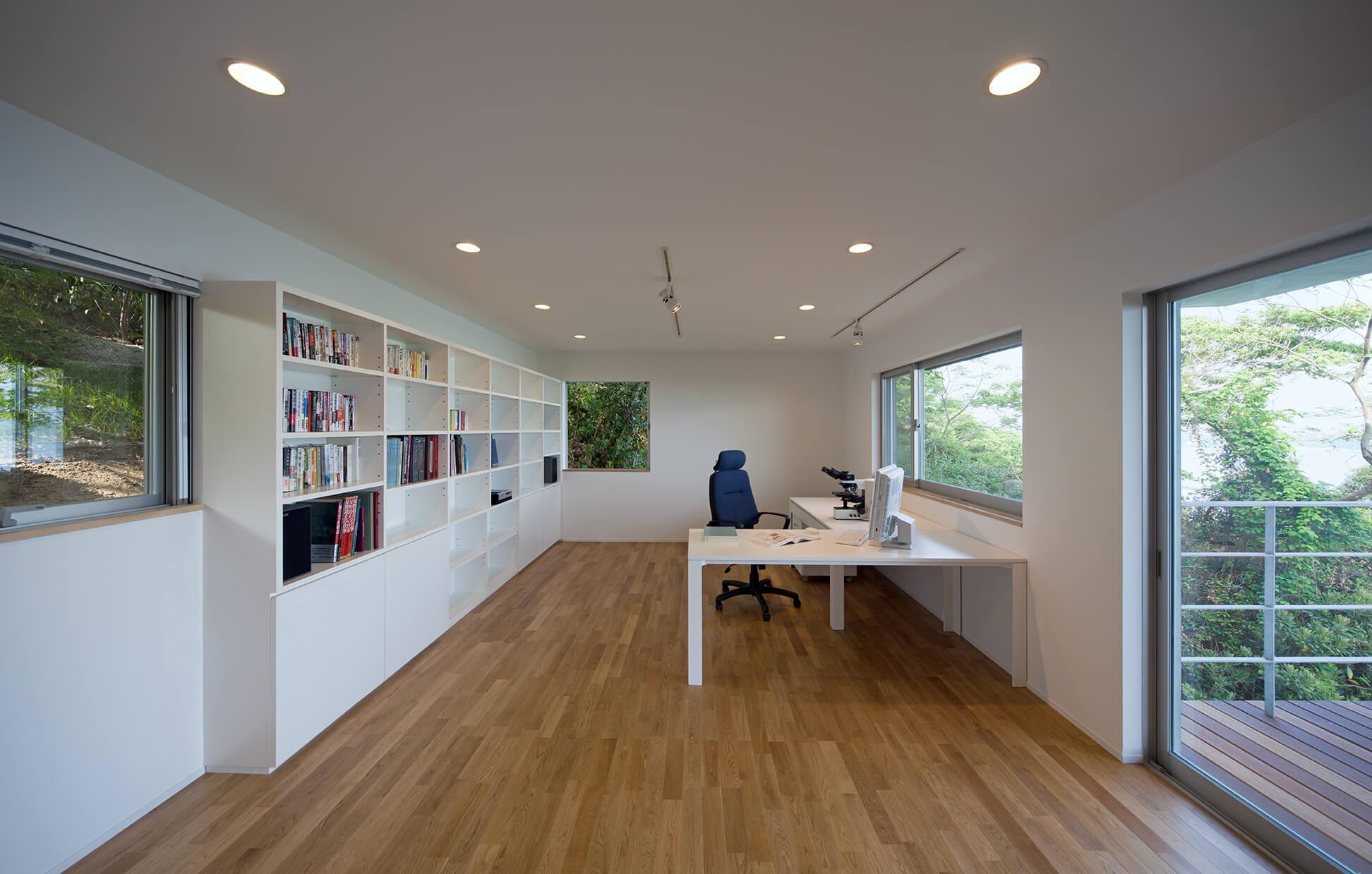 『糸島の家』建築写真・竣工写真・インテリア写真13