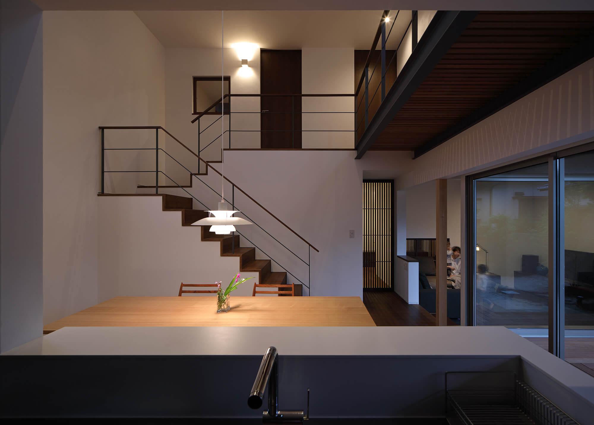 『福重の家』建築写真・竣工写真・インテリア写真17