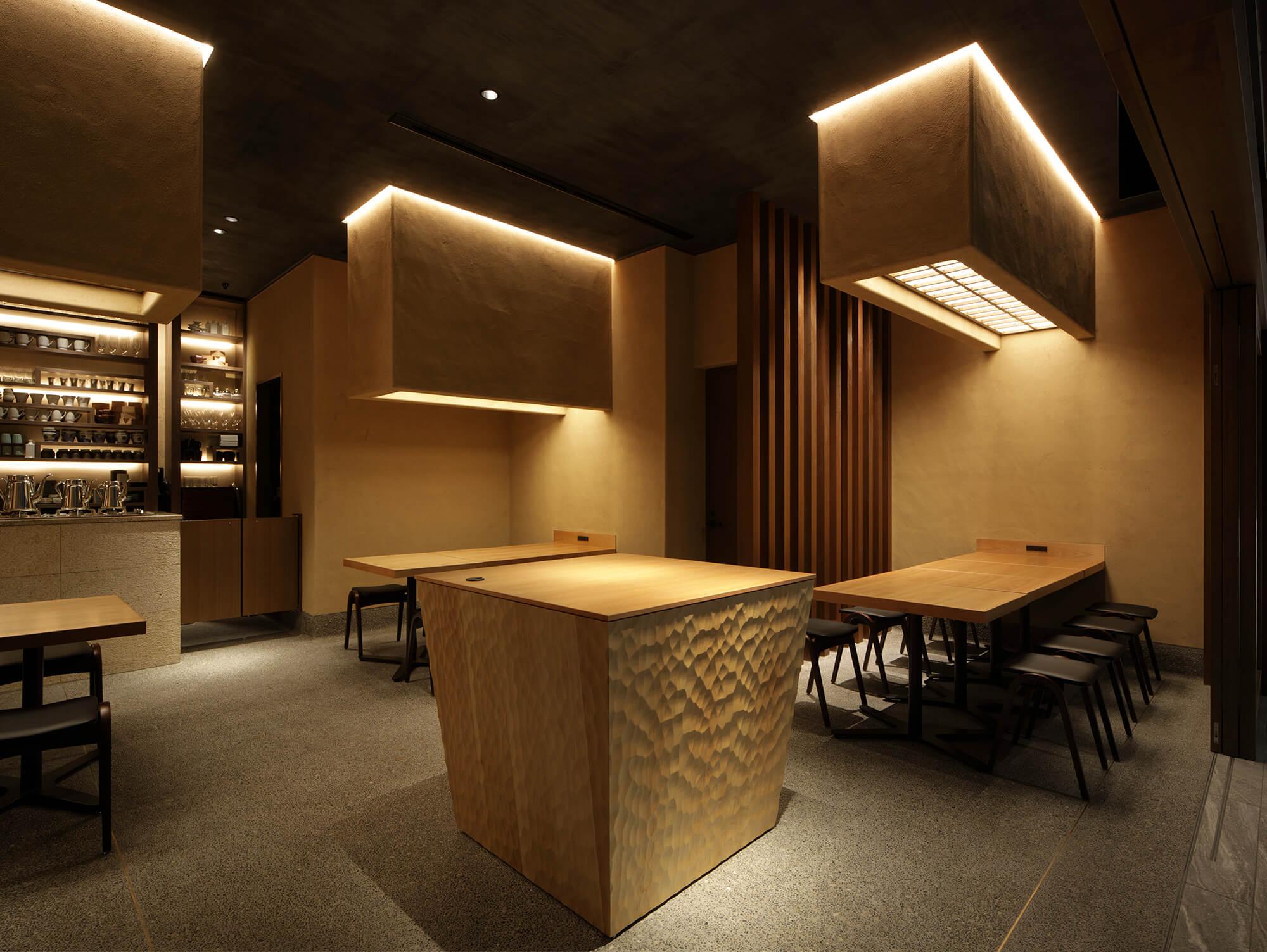 『赤坂茶房』-福岡県福岡市-建築写真・竣工写真・インテリア写真3