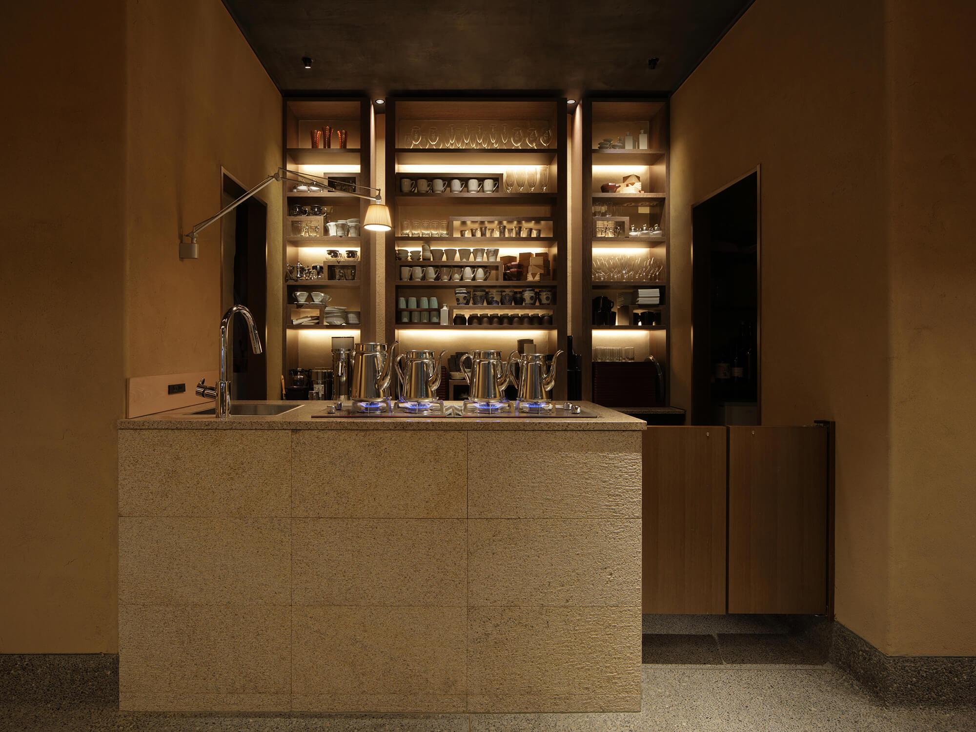 『赤坂茶房』-福岡県福岡市-建築写真・竣工写真・インテリア写真5