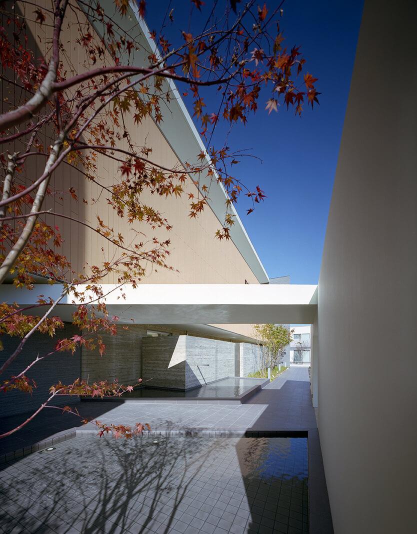 『かんすいこうえんレディースクリニック』-富山県富山市-建築写真・竣工写真・インテリア写真3