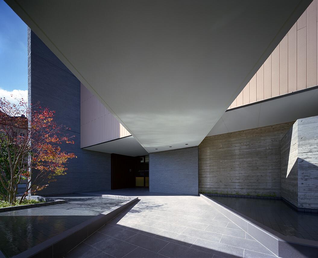 『かんすいこうえんレディースクリニック』-富山県富山市-建築写真・竣工写真・インテリア写真4