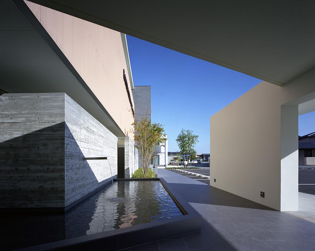 『かんすいこうえんレディースクリニック』-富山県富山市-建築写真・竣工写真・インテリア写真5