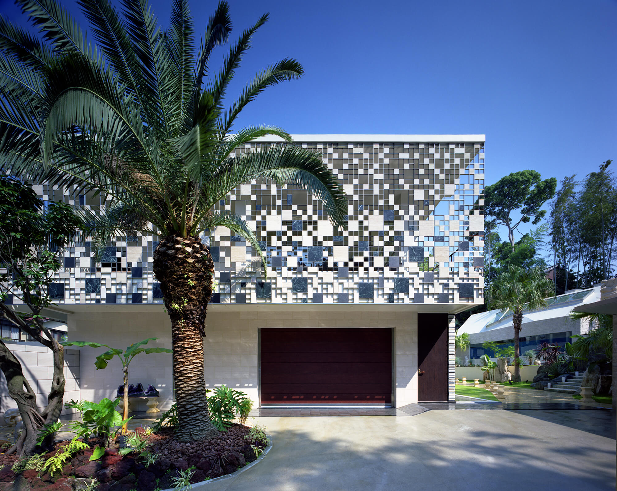 『桜坂の家』-福岡県福岡市-建築写真・竣工写真・インテリア写真1