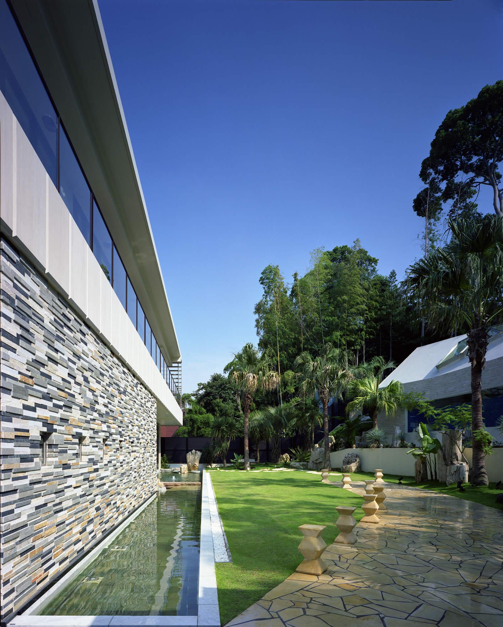 『桜坂の家』-福岡県福岡市-建築写真・竣工写真・インテリア写真2