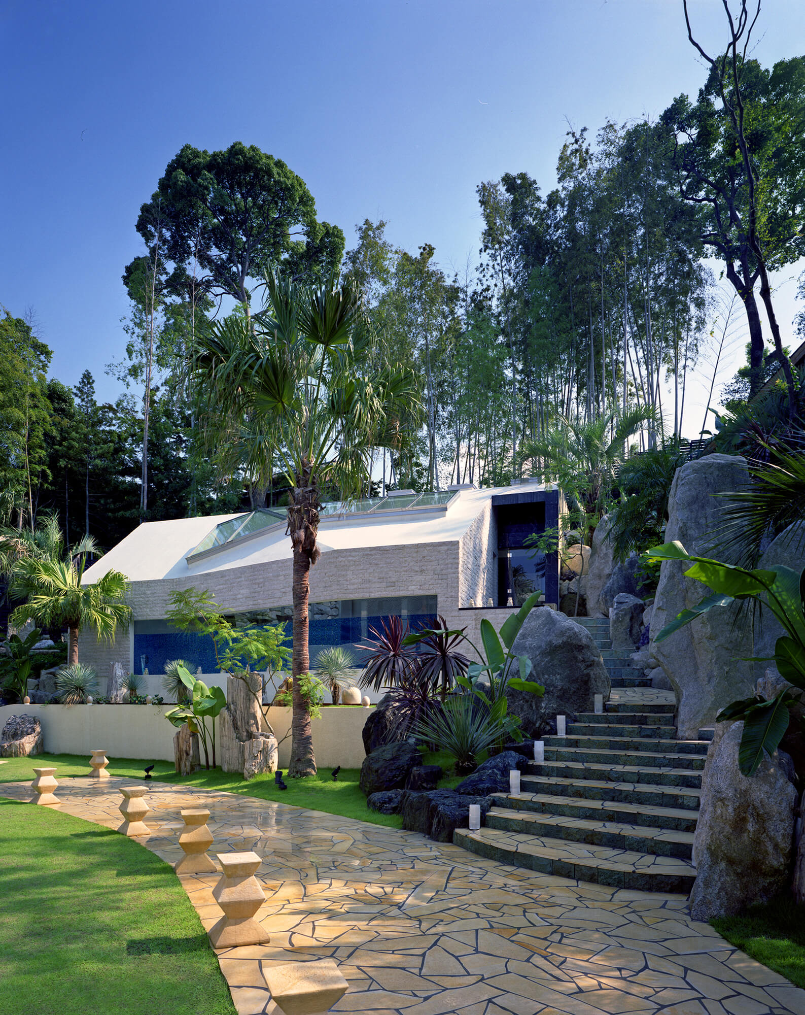 『桜坂の家』-福岡県福岡市-建築写真・竣工写真・インテリア写真3