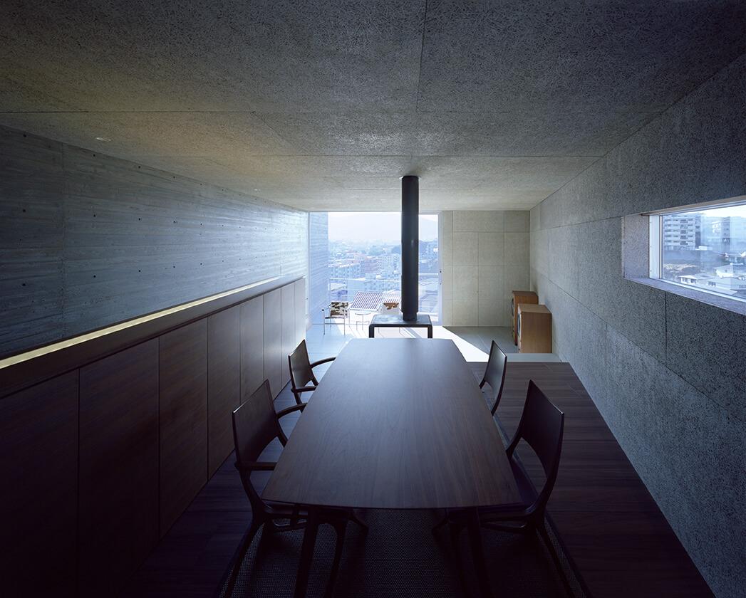 『大池の住宅』建築写真・竣工写真・インテリア写真8