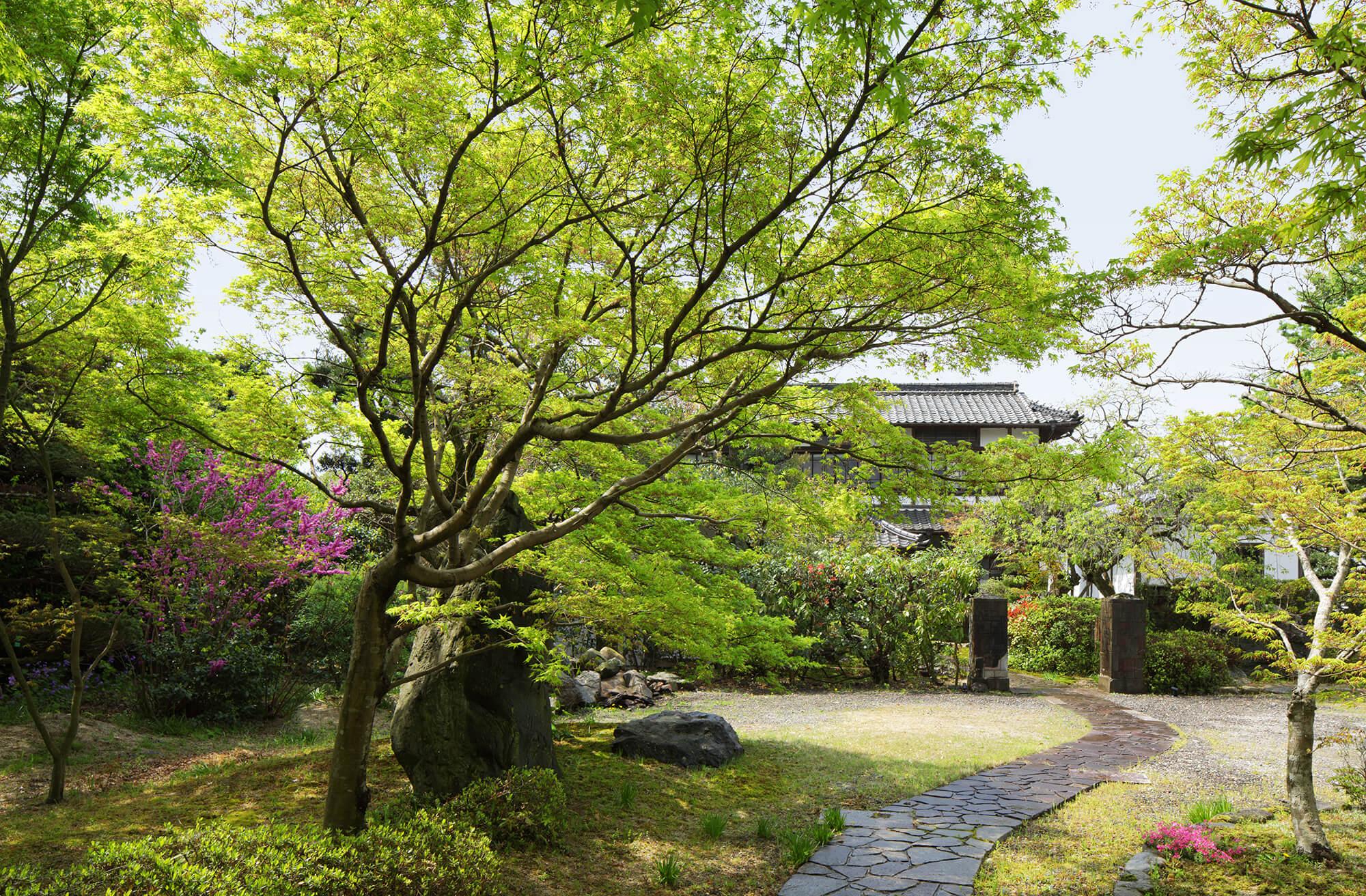 『gallery cobaco』-福岡県朝倉市-建築写真・竣工写真・インテリア写真1