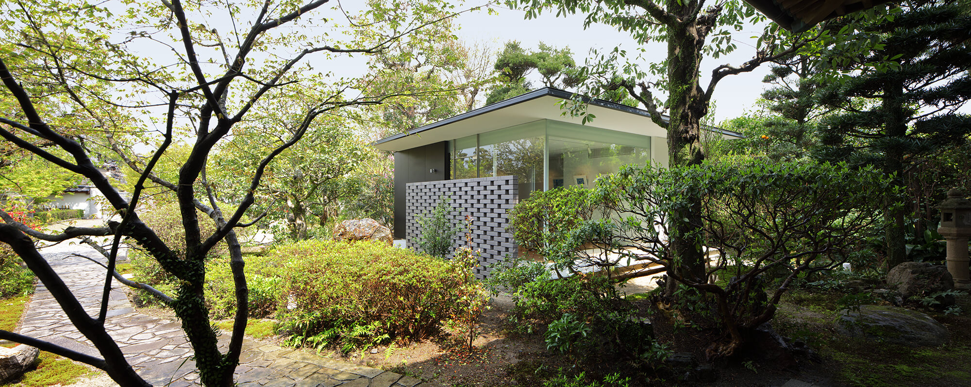 『gallery cobaco』-福岡県朝倉市-建築写真・竣工写真・インテリア写真2
