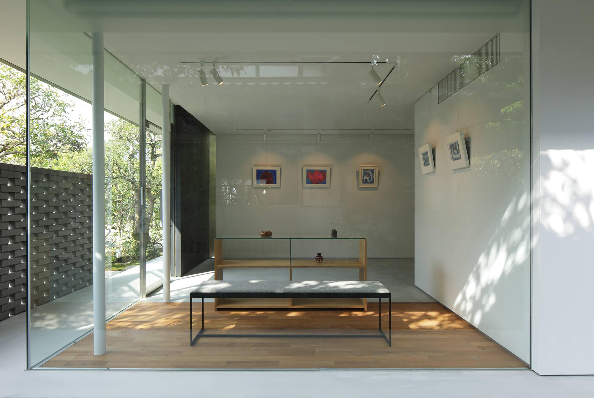 『gallery cobaco』建築写真・竣工写真・インテリア写真7