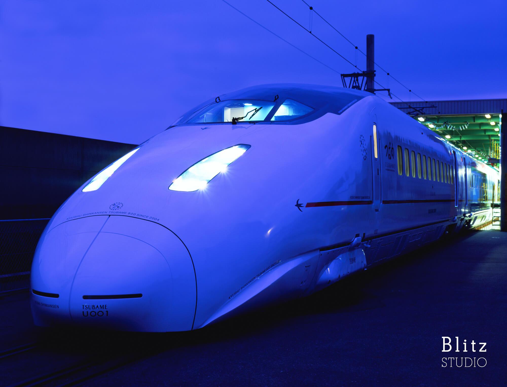 『九州新幹線 つばめ 800 KYUSHU SHINKANSEN TSUBAME 800』建築写真・竣工写真・インテリア写真10