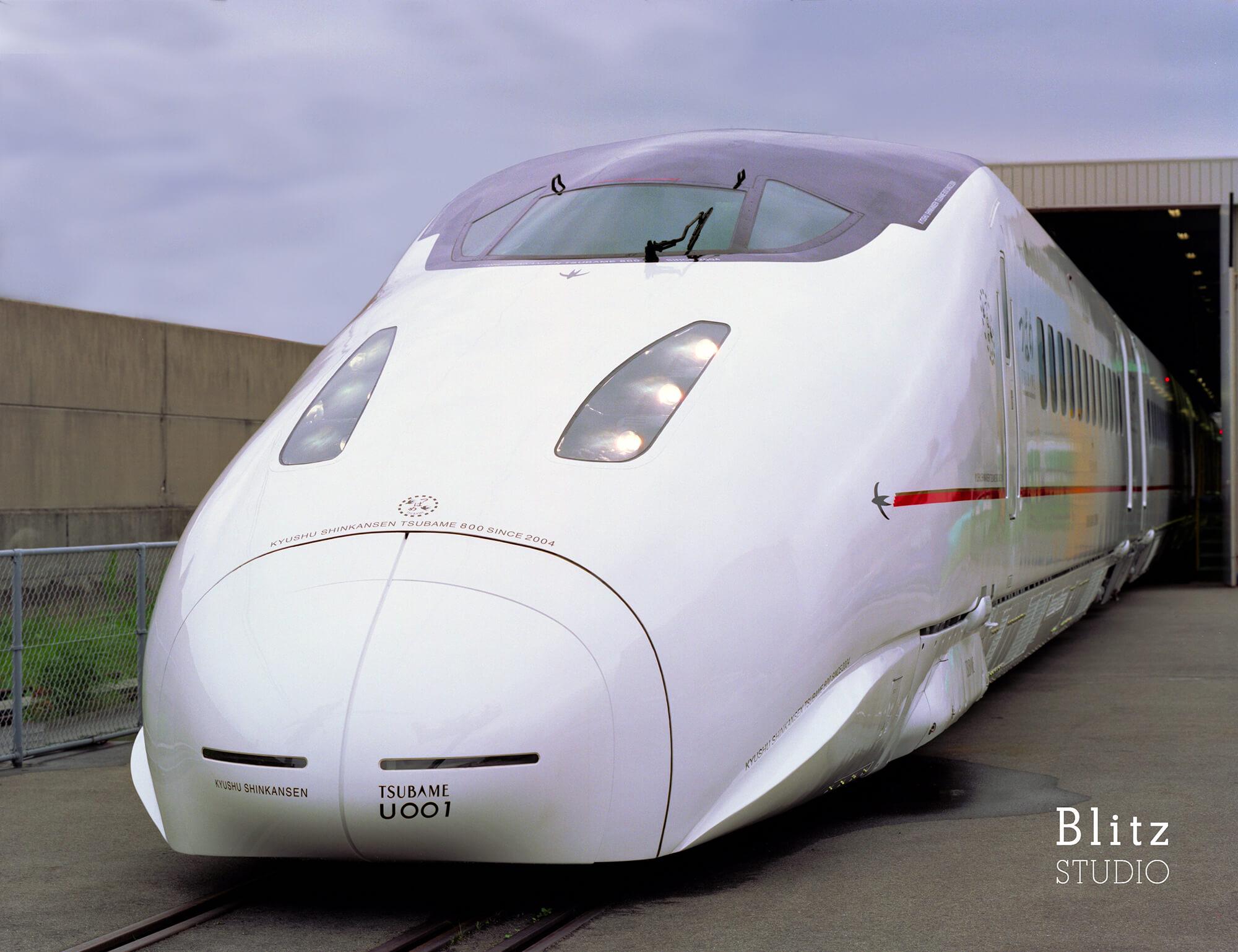 『九州新幹線 つばめ 800 KYUSHU SHINKANSEN TSUBAME 800』-福岡県福岡市-建築写真・竣工写真・インテリア写真1