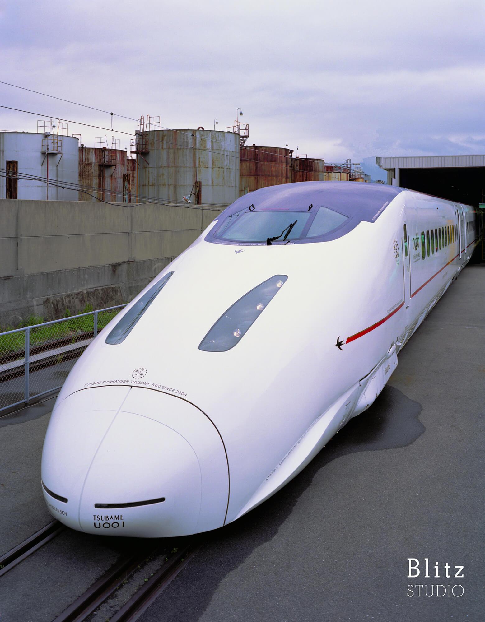 『九州新幹線 つばめ 800 KYUSHU SHINKANSEN TSUBAME 800』-福岡県福岡市-建築写真・竣工写真・インテリア写真3
