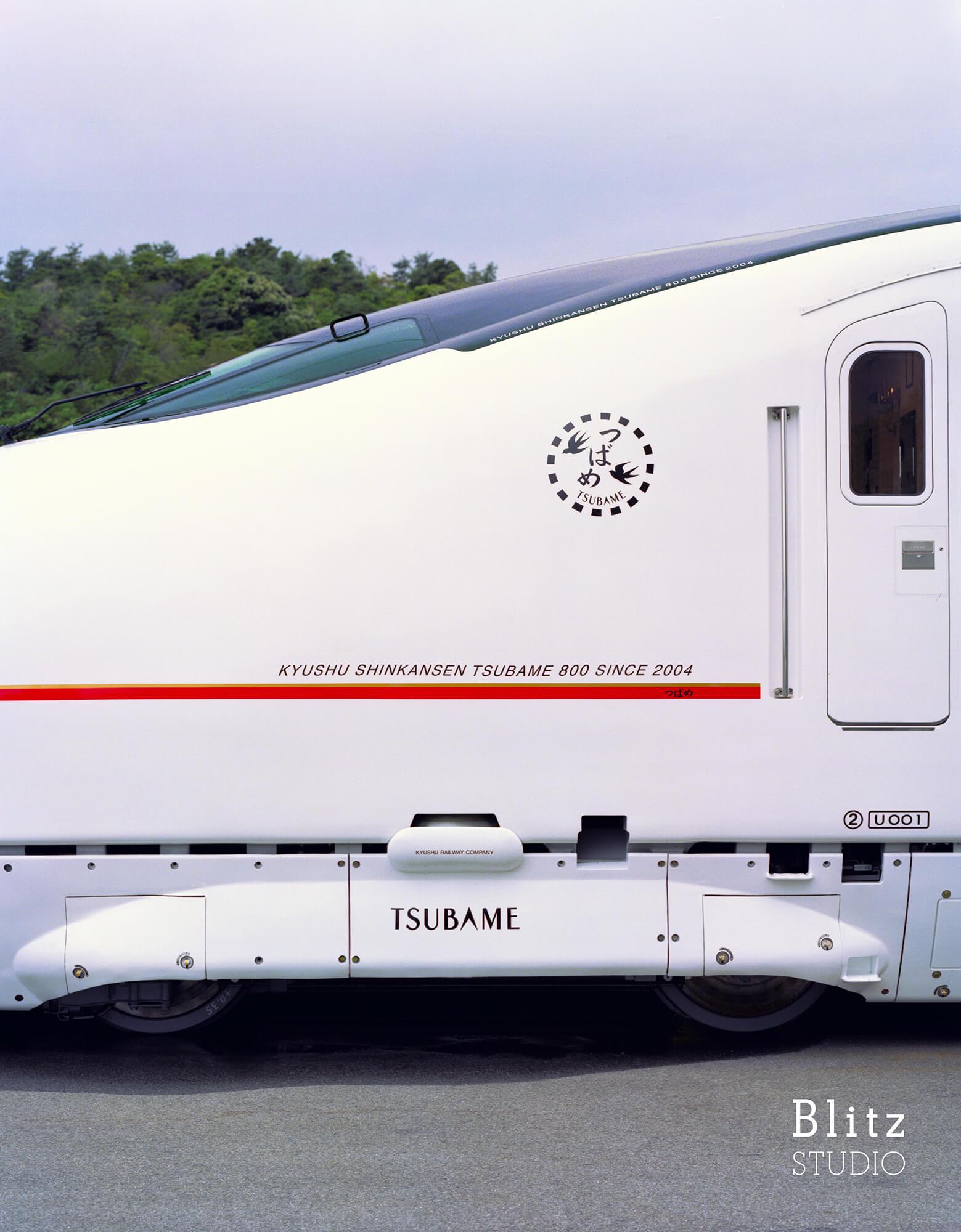 『九州新幹線 つばめ 800 KYUSHU SHINKANSEN TSUBAME 800』-福岡県福岡市-建築写真・竣工写真・インテリア写真4
