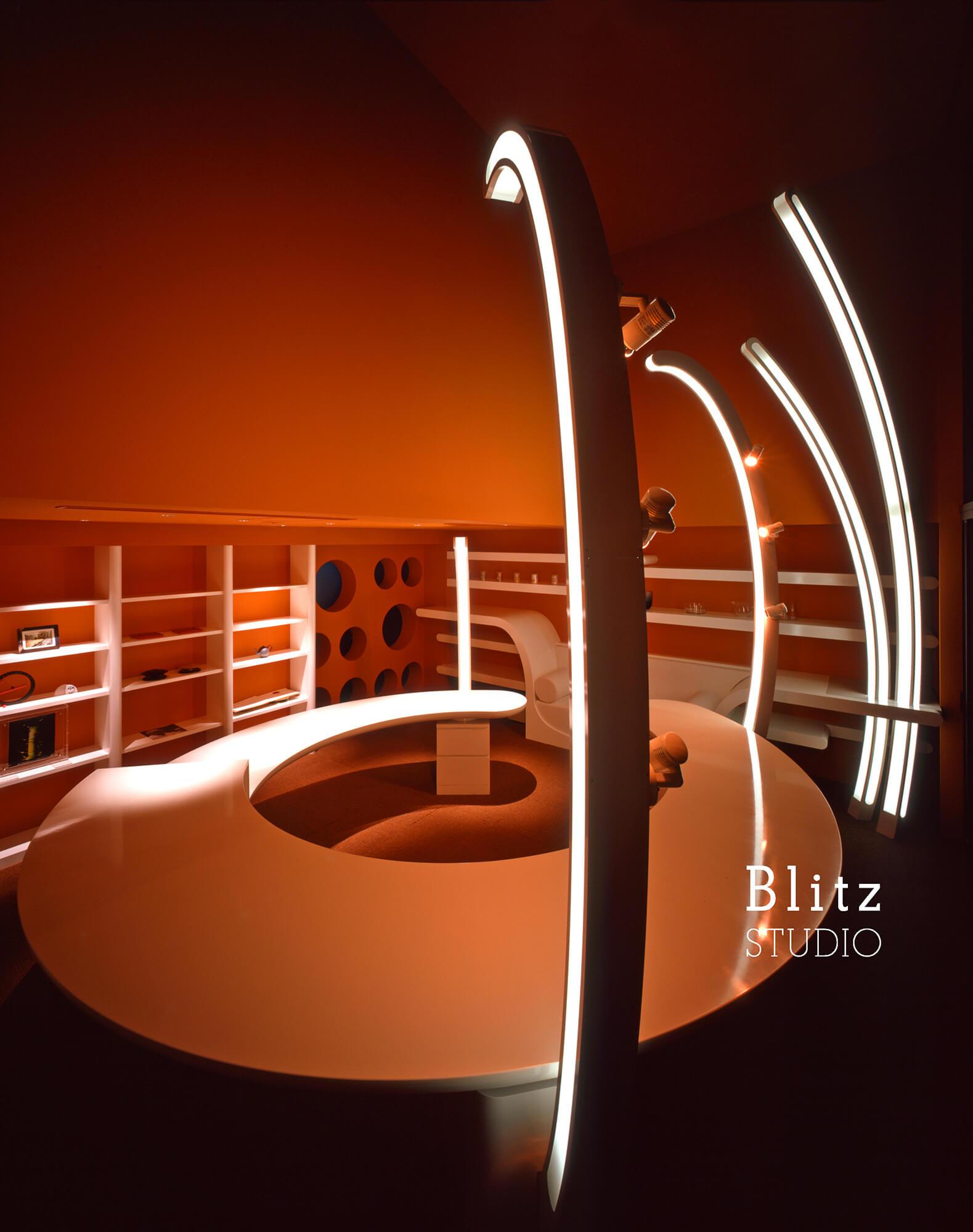 『shu uemura aoyama atelier シュウ ウエムラ青山アトリエ』-東京都-建築写真・竣工写真・インテリア写真5