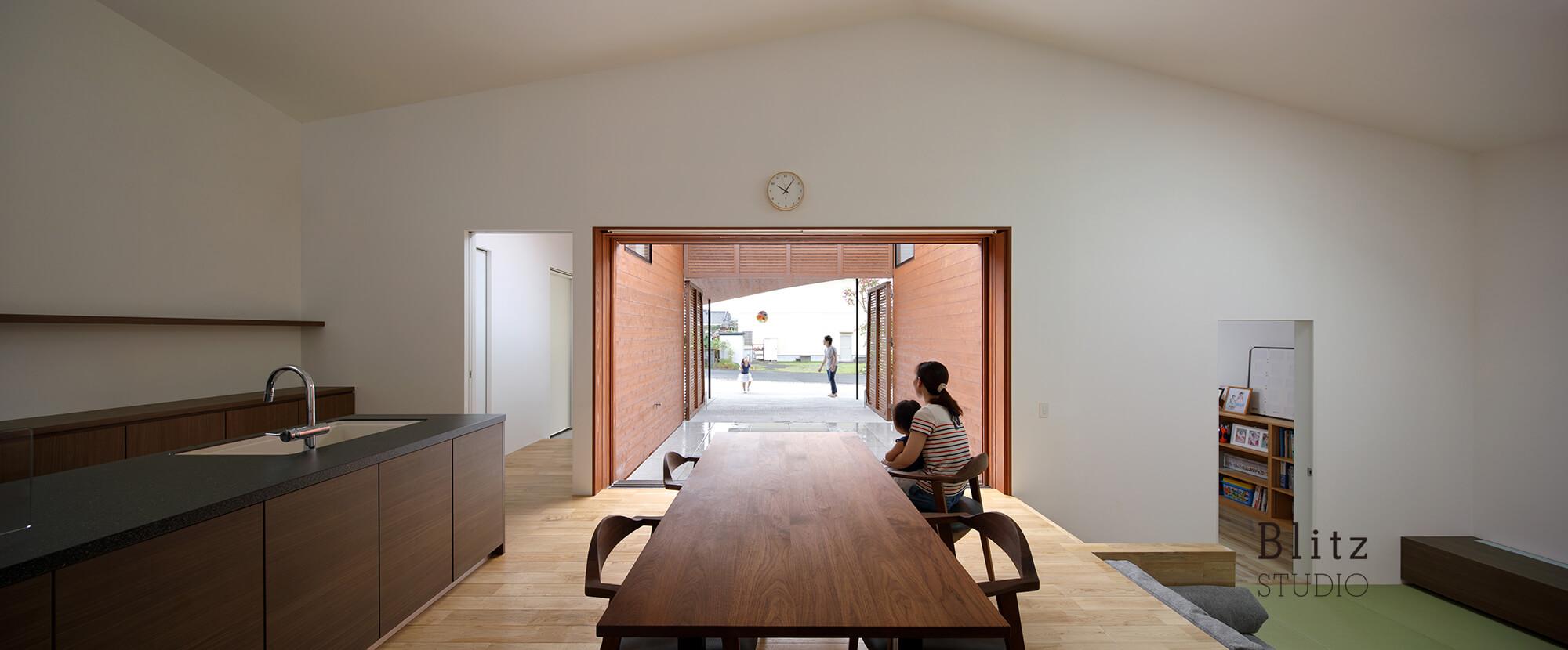 『日当山の家』建築写真・竣工写真・インテリア写真7