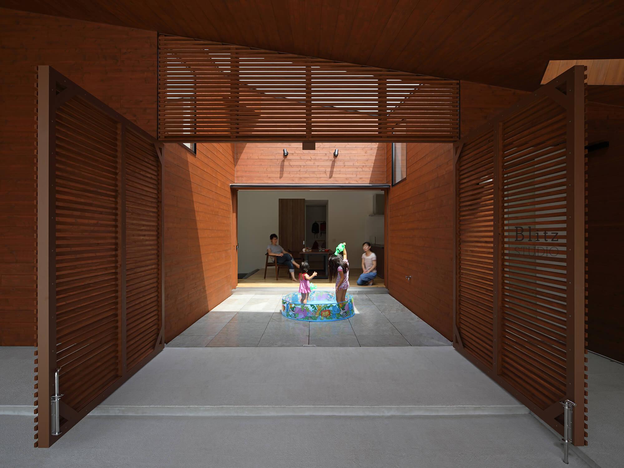 『日当山の家』-鹿児島県霧島市-建築写真・竣工写真・インテリア写真5