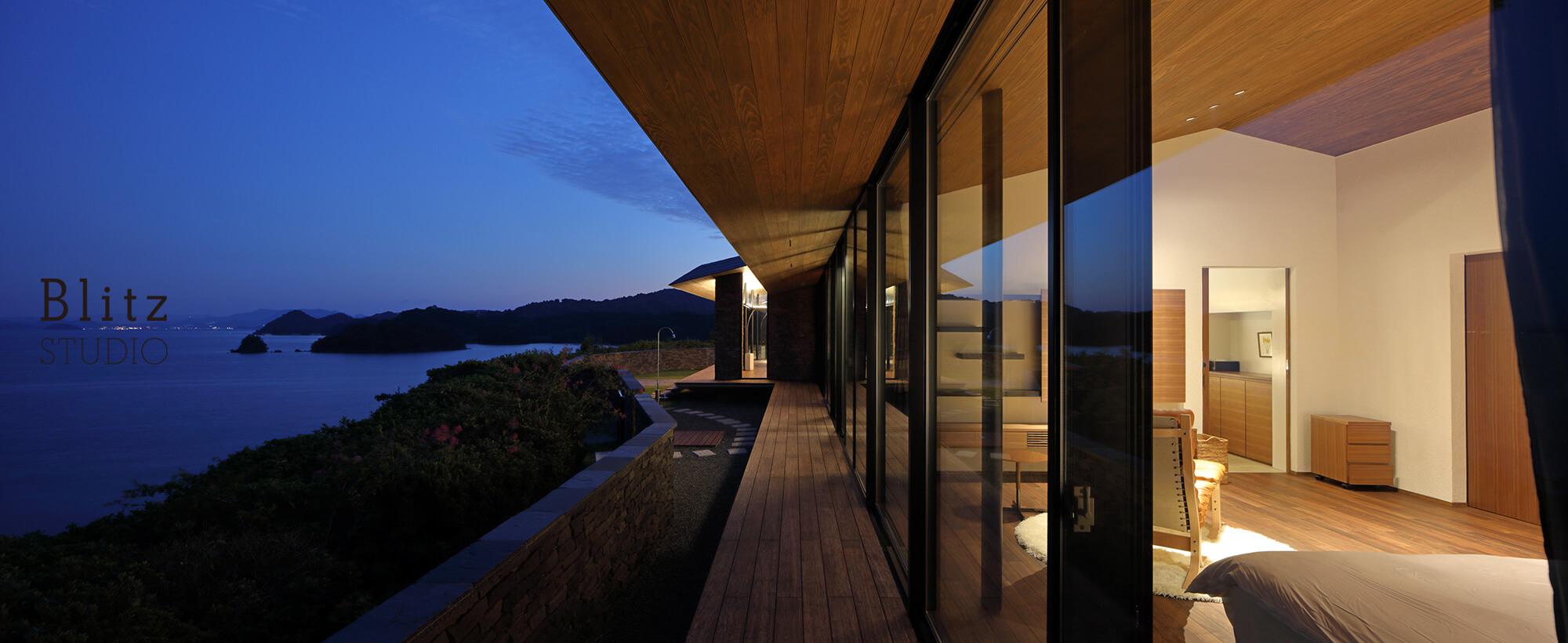 『西海のセカンドハウス 別邸 福袋崎』建築写真・竣工写真・インテリア写真17