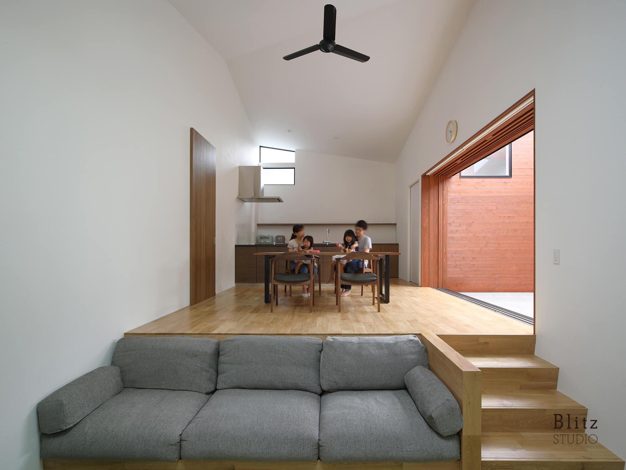 『日当山の家』建築写真・竣工写真・インテリア写真10