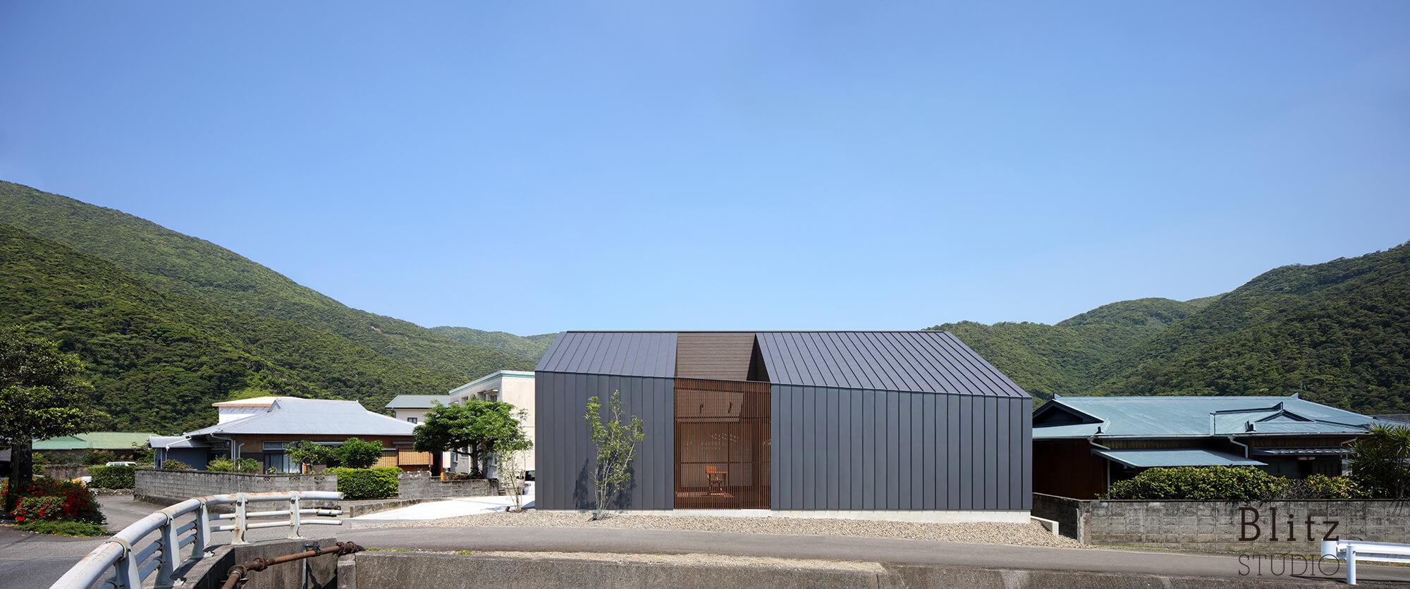 『阿木名の家』-鹿児島県大島郡-建築写真・竣工写真・インテリア写真2