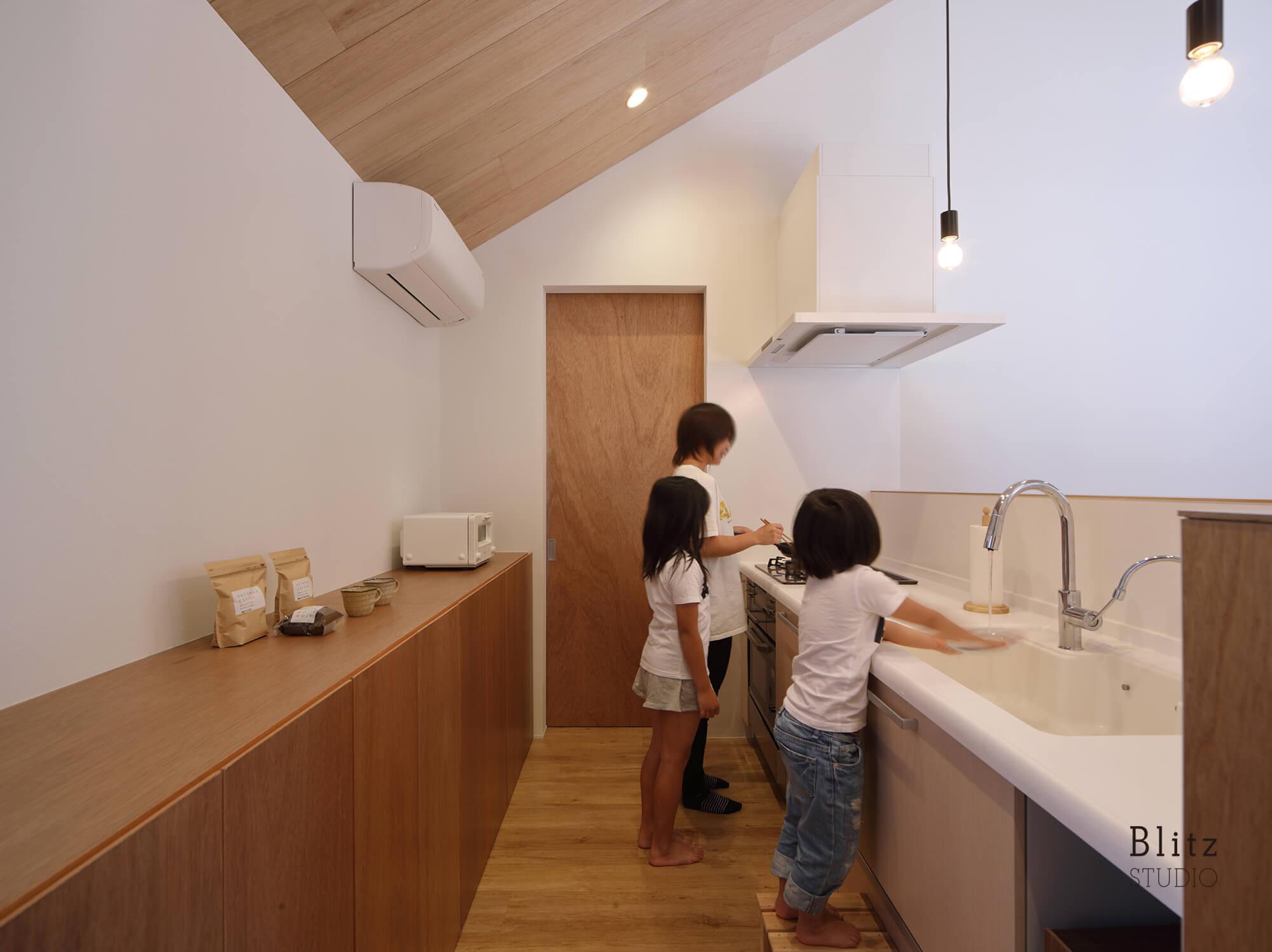 『阿木名の家』建築写真・竣工写真・インテリア写真8