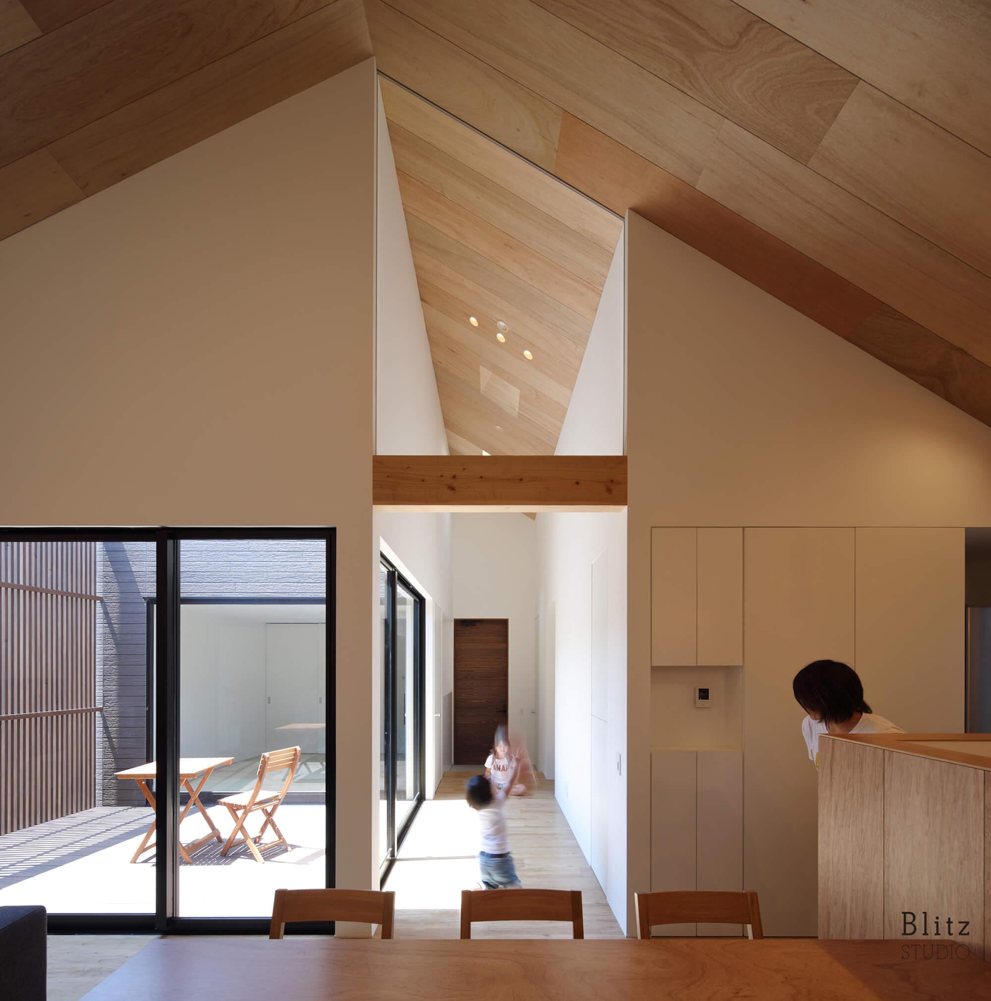 『阿木名の家』建築写真・竣工写真・インテリア写真10