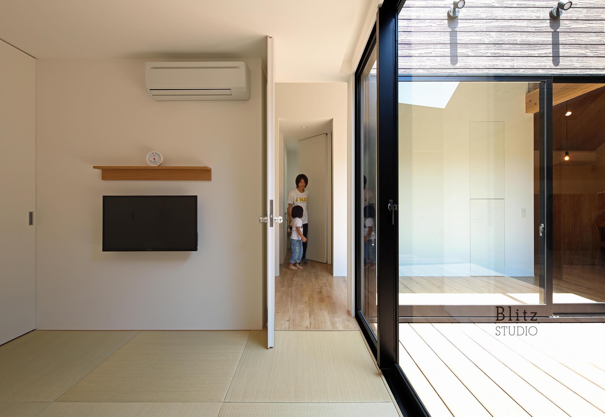 『阿木名の家』建築写真・竣工写真・インテリア写真12
