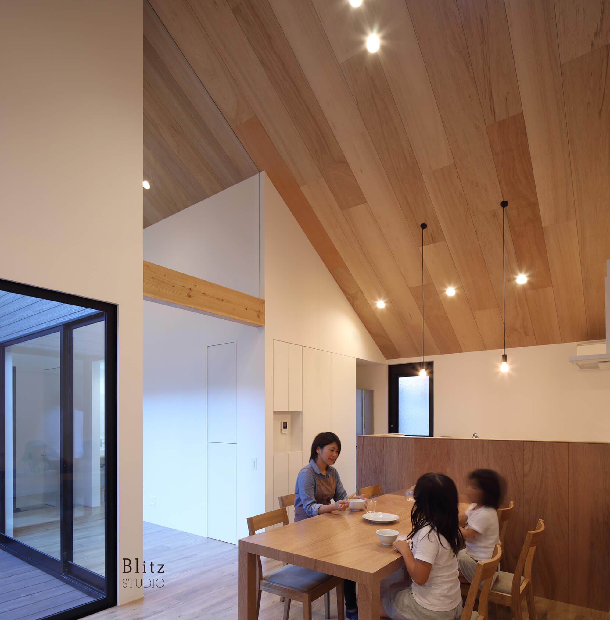 『阿木名の家』建築写真・竣工写真・インテリア写真9