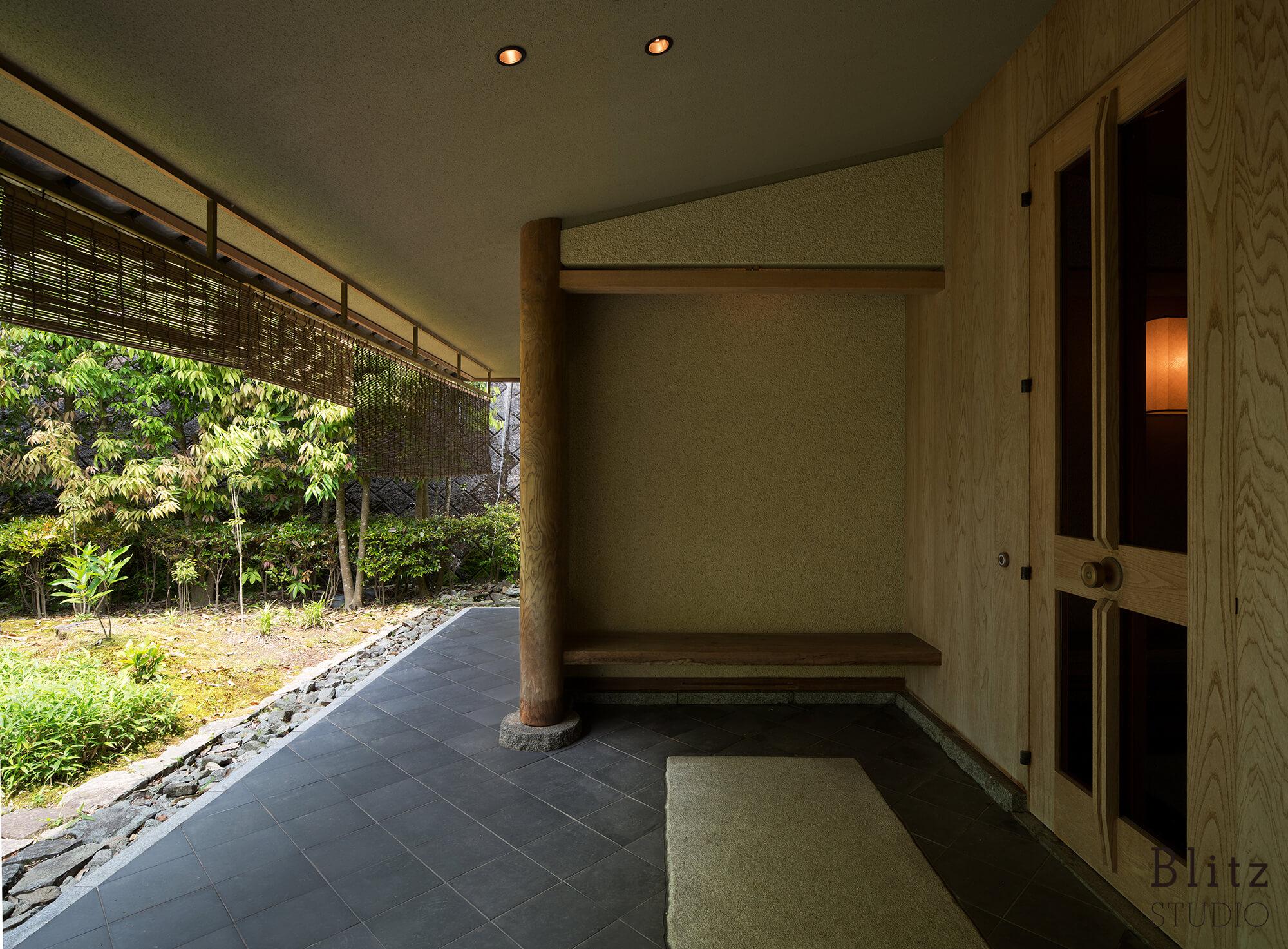 『宗像名残荘』建築写真・竣工写真・インテリア写真14
