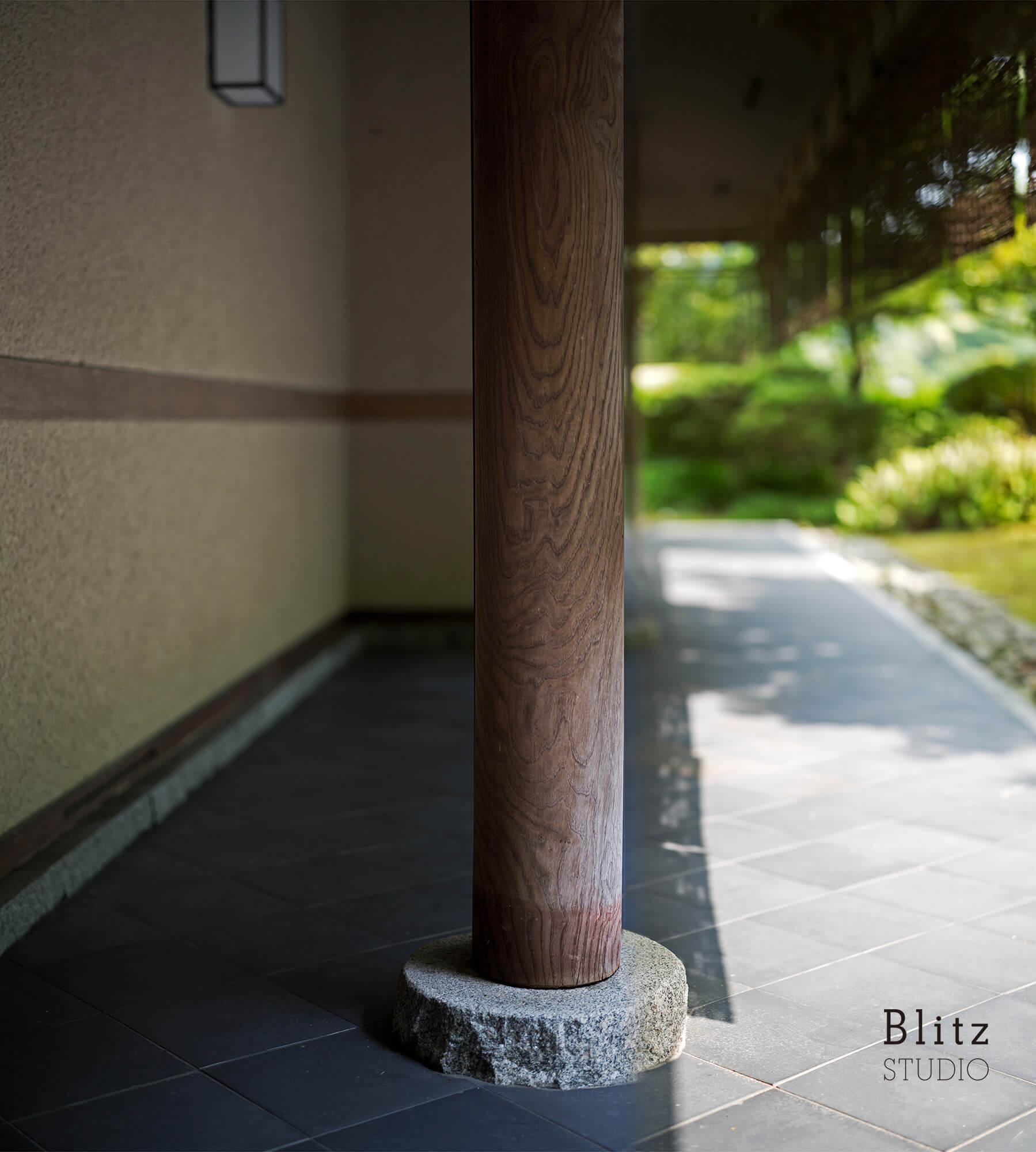 『宗像名残荘』建築写真・竣工写真・インテリア写真16