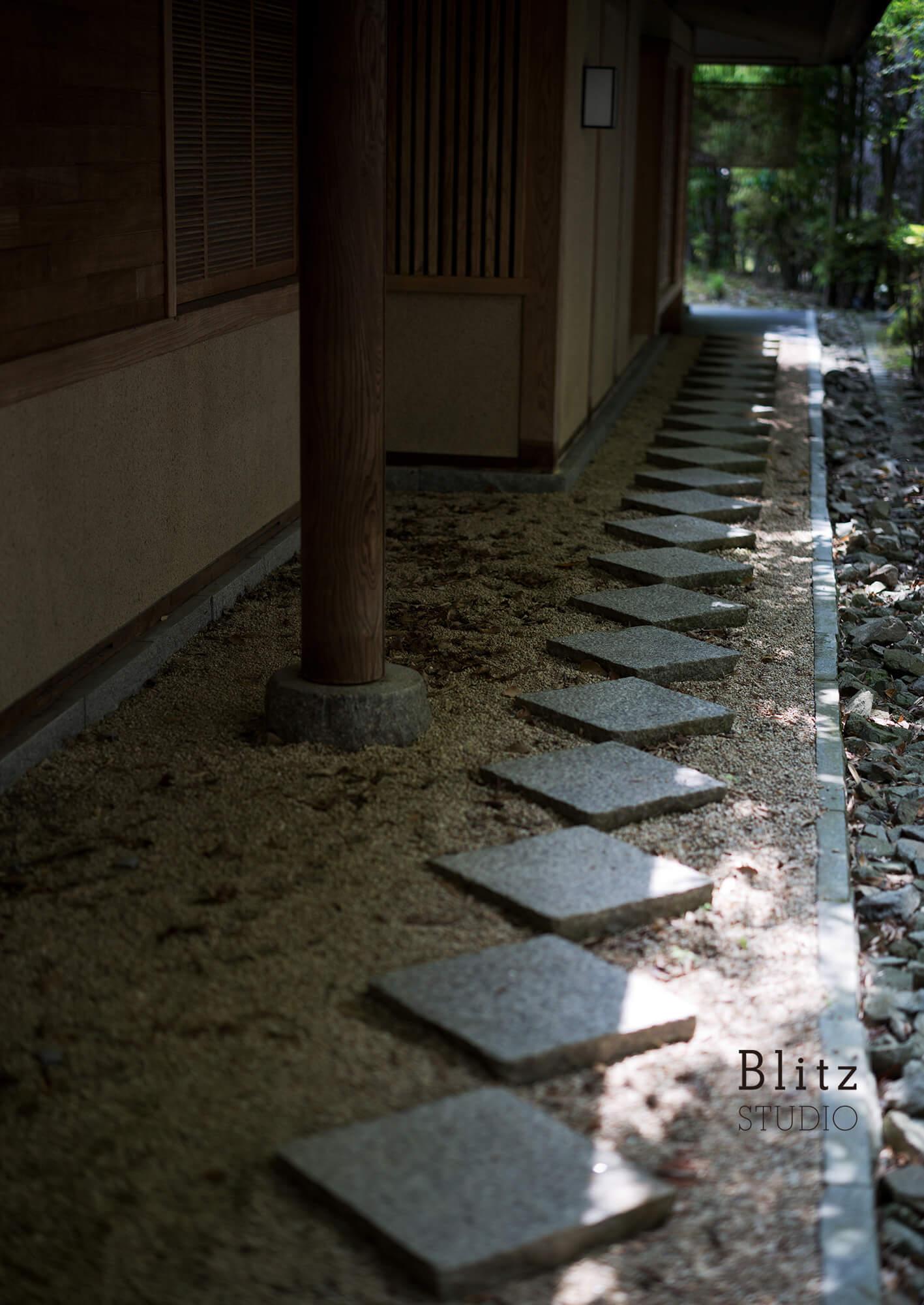 『宗像名残荘』建築写真・竣工写真・インテリア写真18