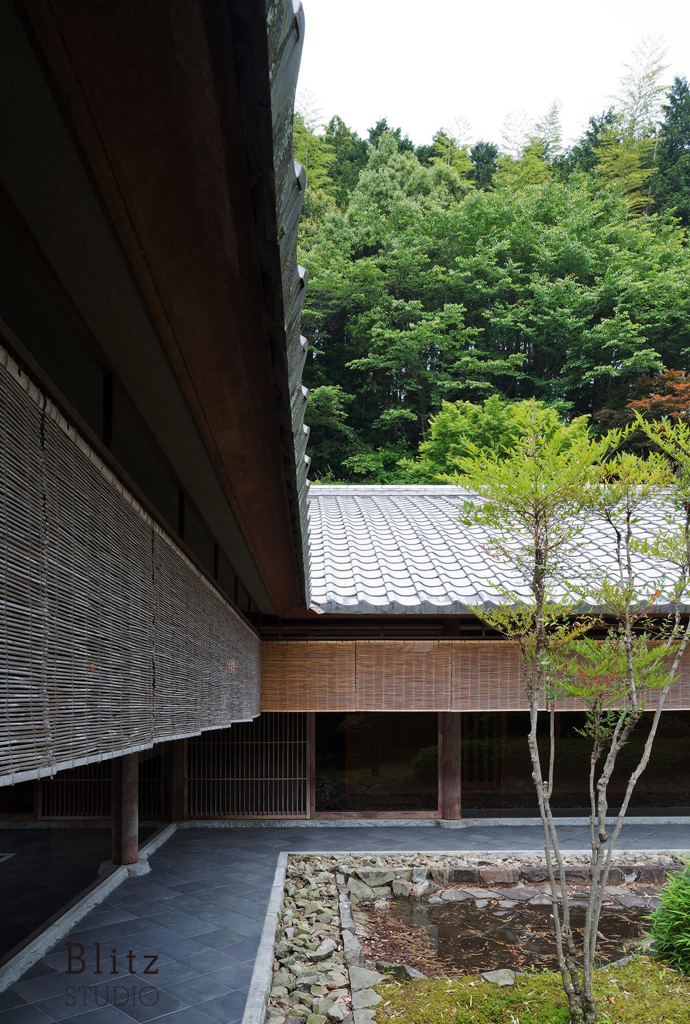 『宗像名残荘』建築写真・竣工写真・インテリア写真22