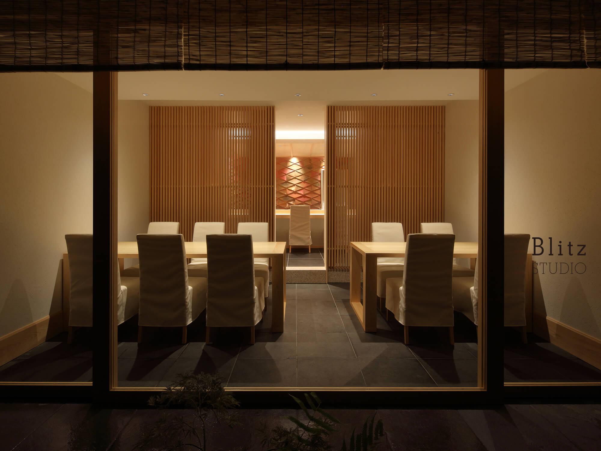 『鮨ほまれ』建築写真・竣工写真・インテリア写真10