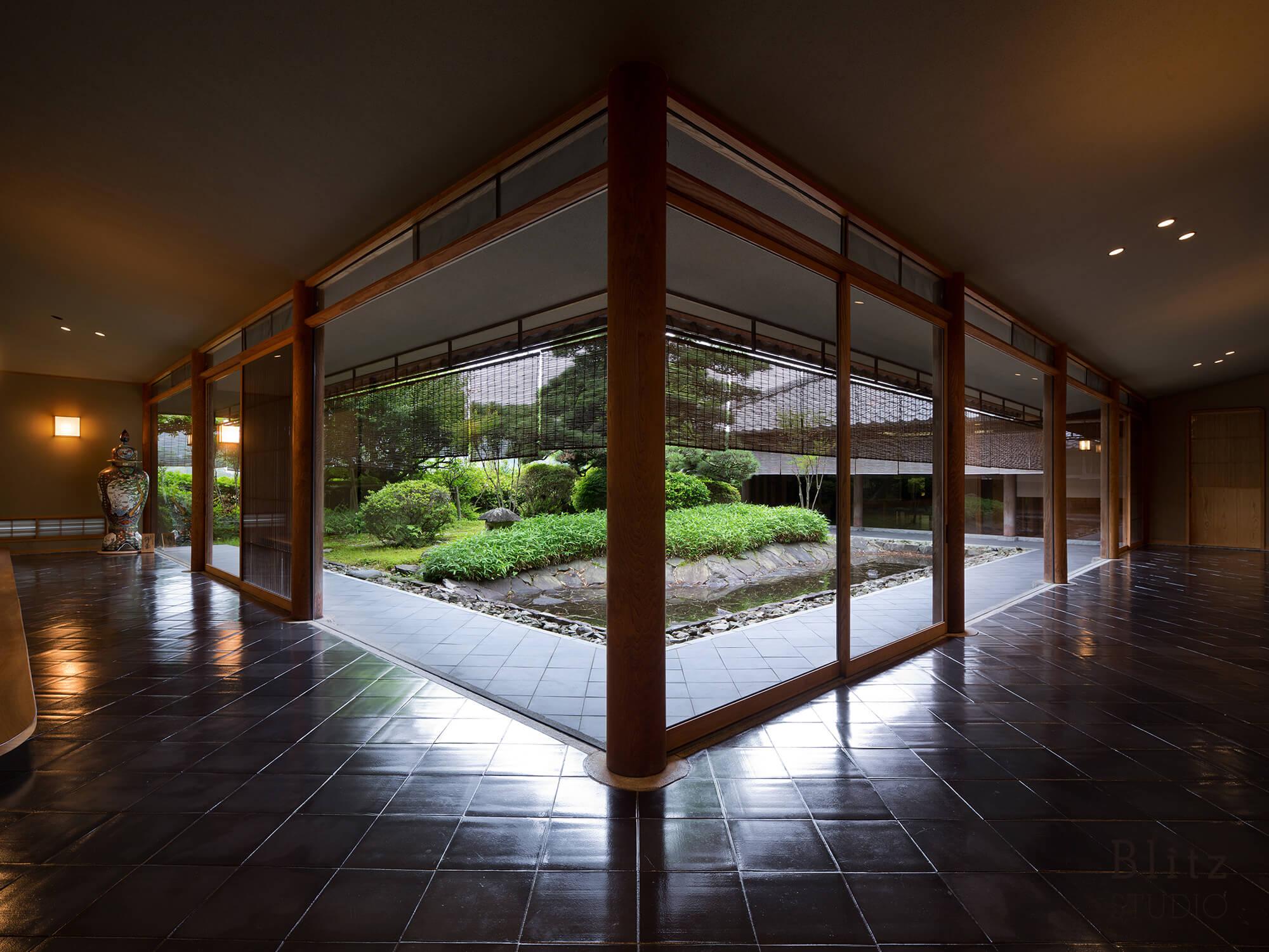 『宗像名残荘』建築写真・竣工写真・インテリア写真32