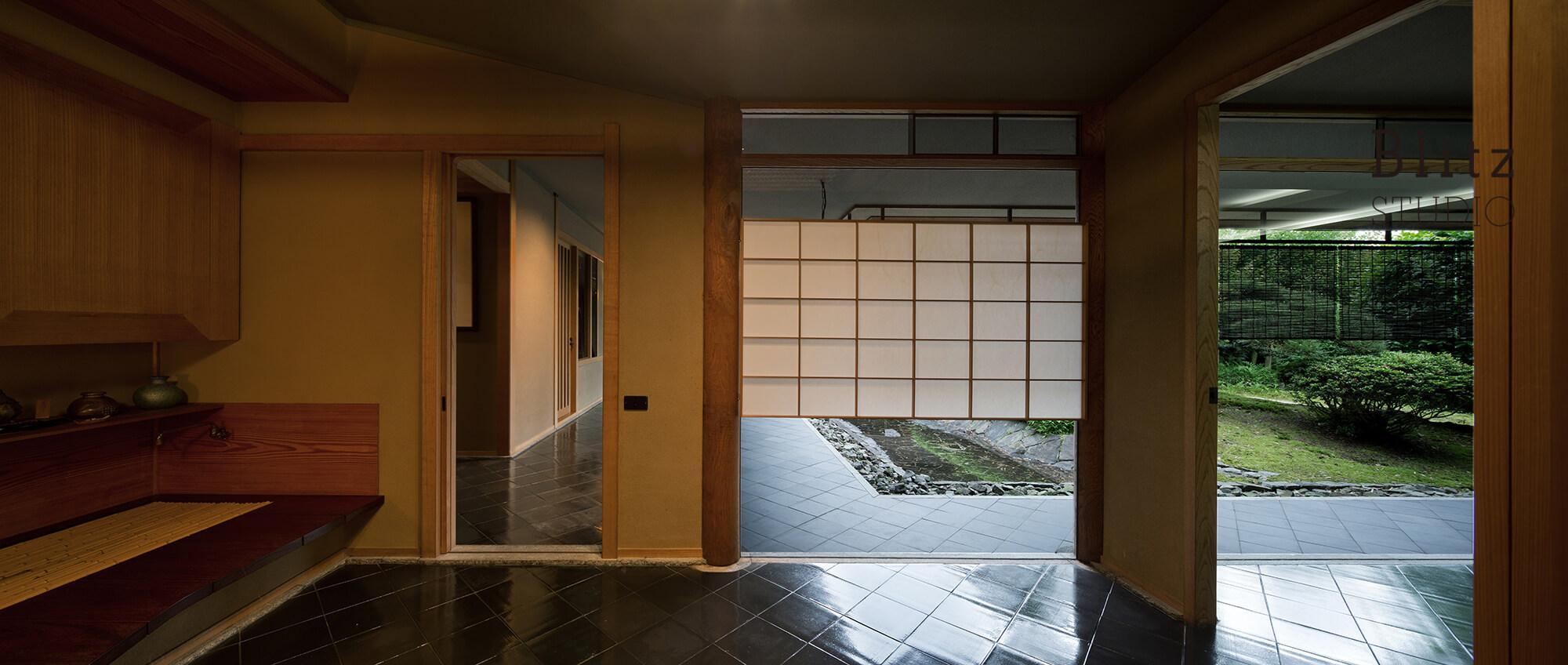 『宗像名残荘』建築写真・竣工写真・インテリア写真40