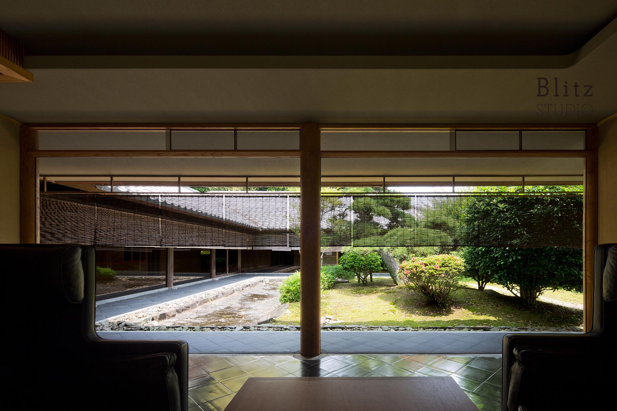 『宗像名残荘』建築写真・竣工写真・インテリア写真43
