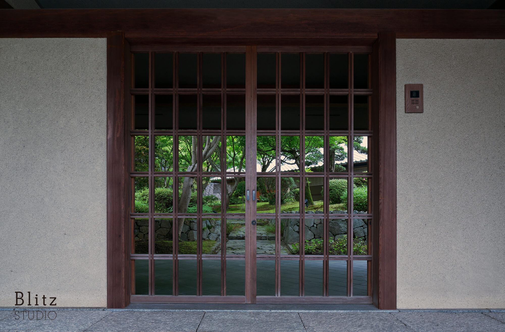 『宗像名残荘』-福岡県宗像市-建築写真・竣工写真・インテリア写真3