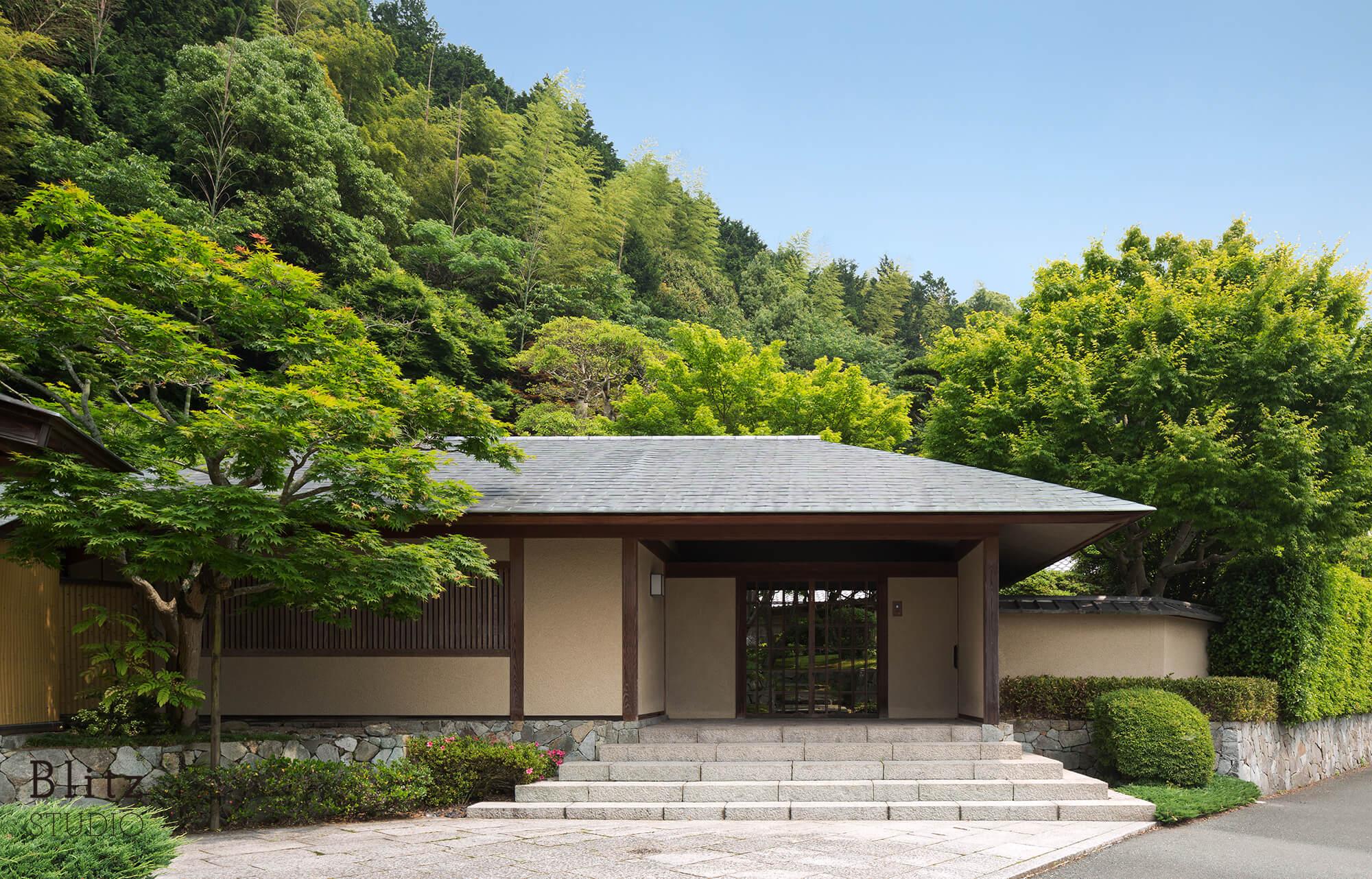 『宗像名残荘』-福岡県宗像市-建築写真・竣工写真・インテリア写真2