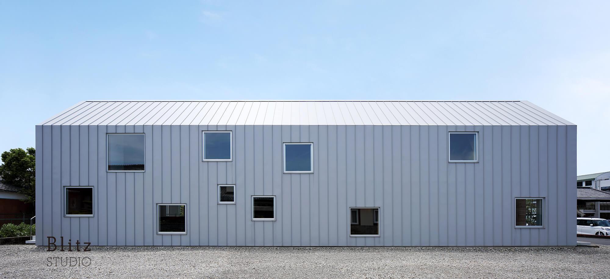 『TSURU』-宮崎県三股町-建築写真・竣工写真・インテリア写真2