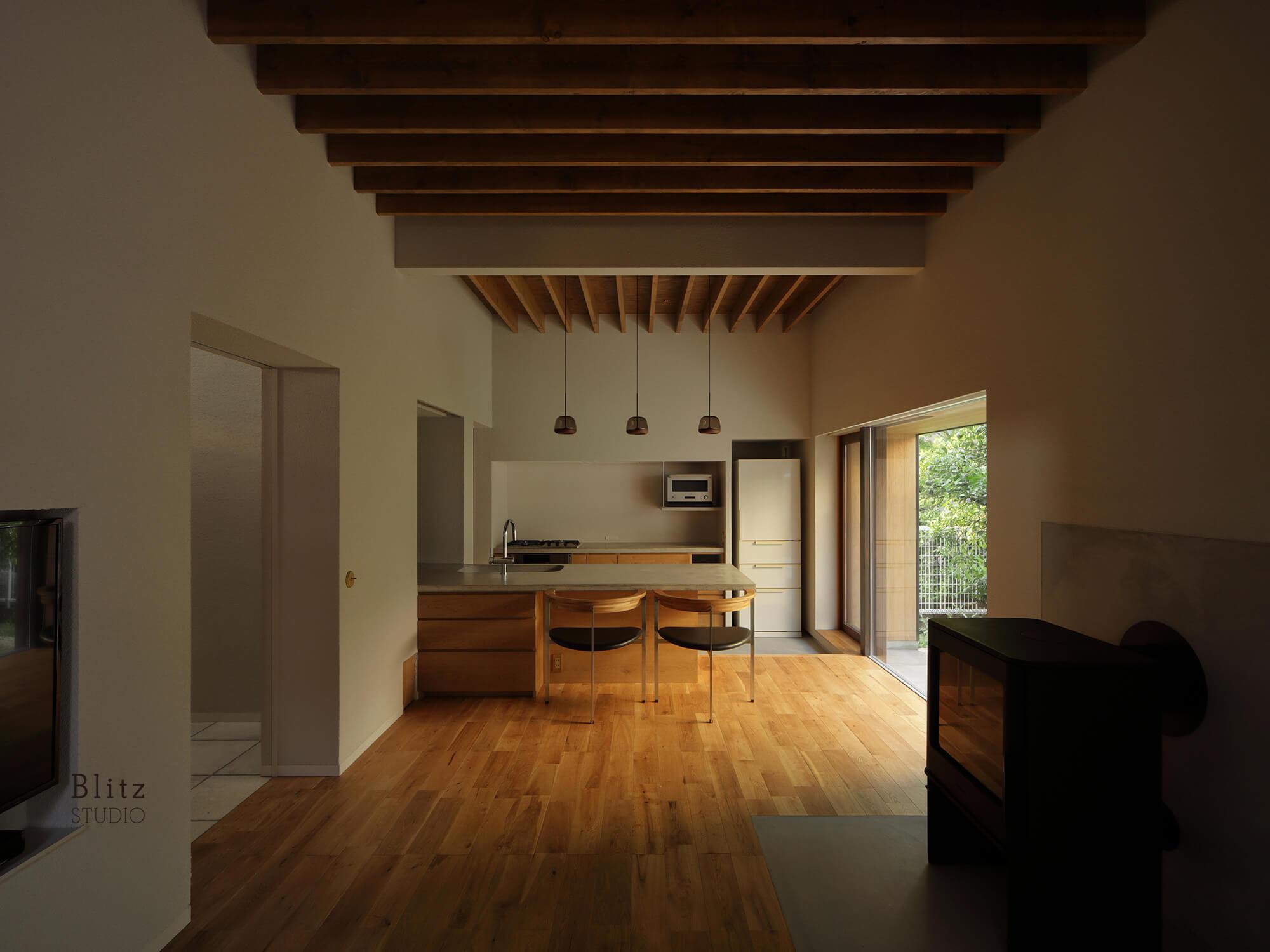 『grid house』建築写真・竣工写真・インテリア写真11