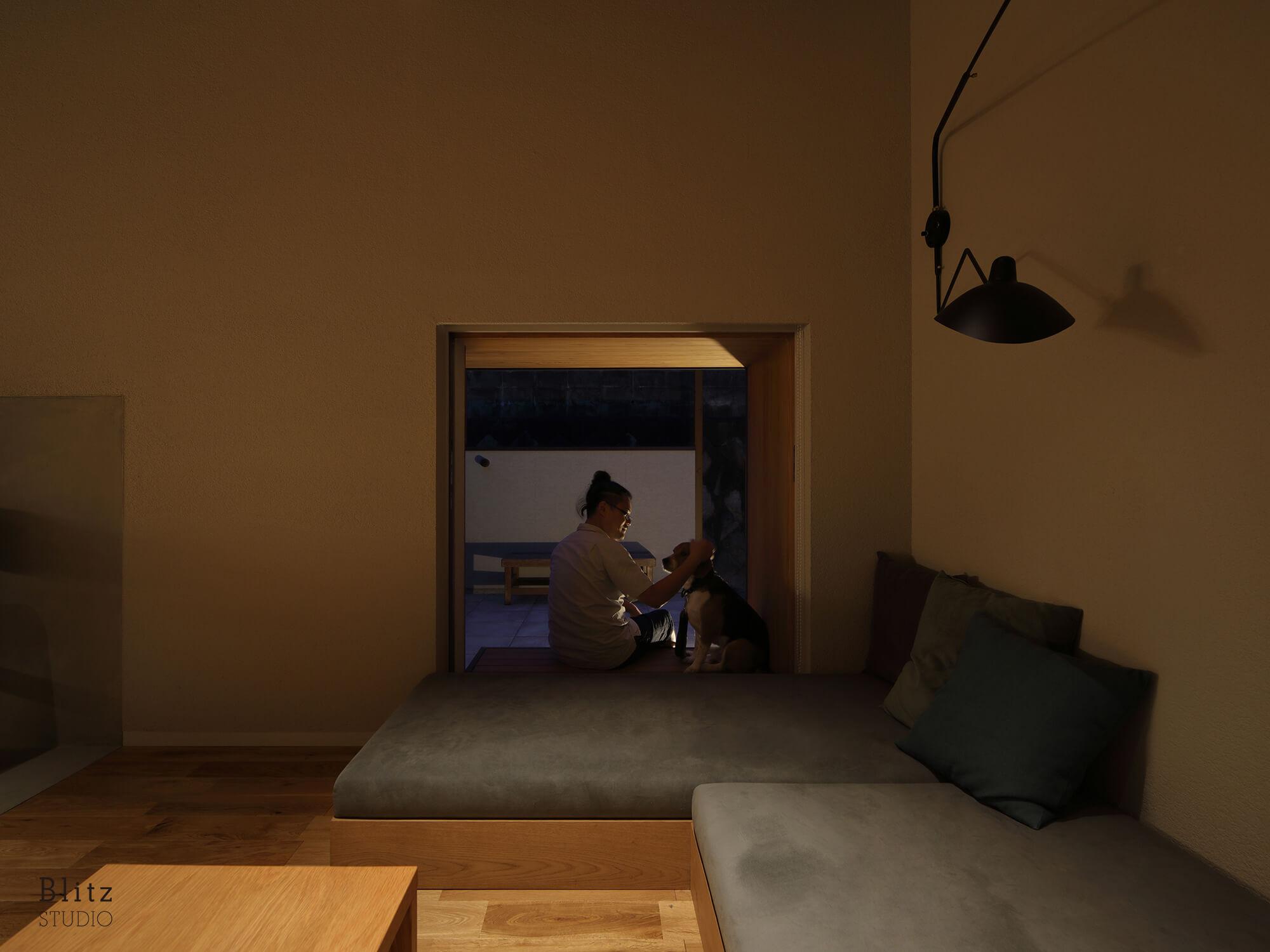 『grid house』建築写真・竣工写真・インテリア写真15