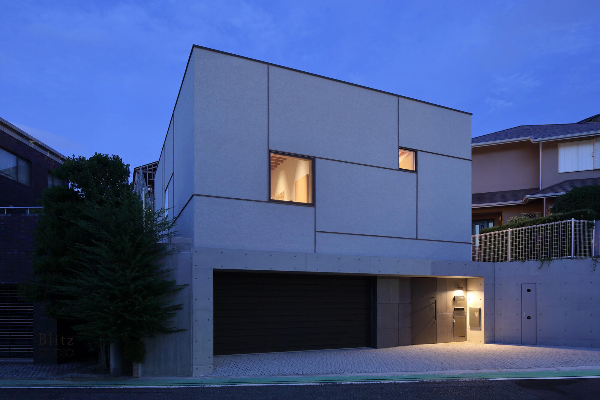 『grid house』建築写真・竣工写真・インテリア写真17