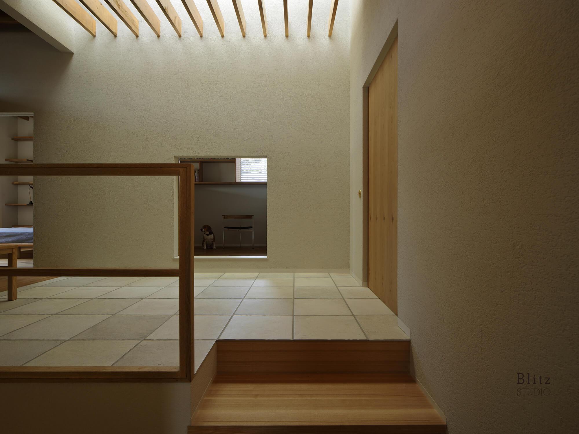 『grid house』-福岡県福岡市-建築写真・竣工写真・インテリア写真2