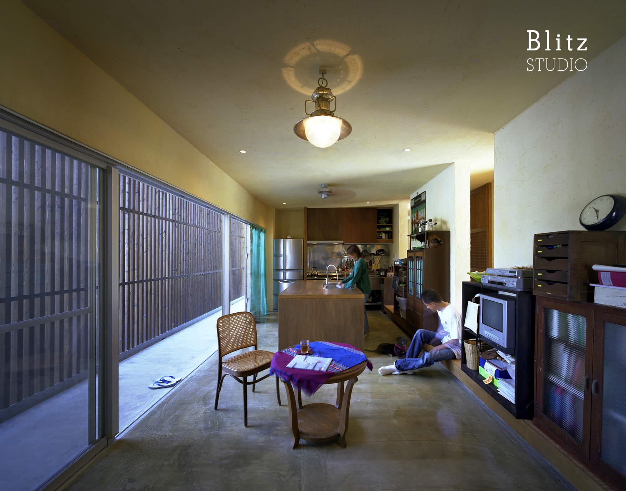 『白保の家』建築写真・竣工写真・インテリア写真8