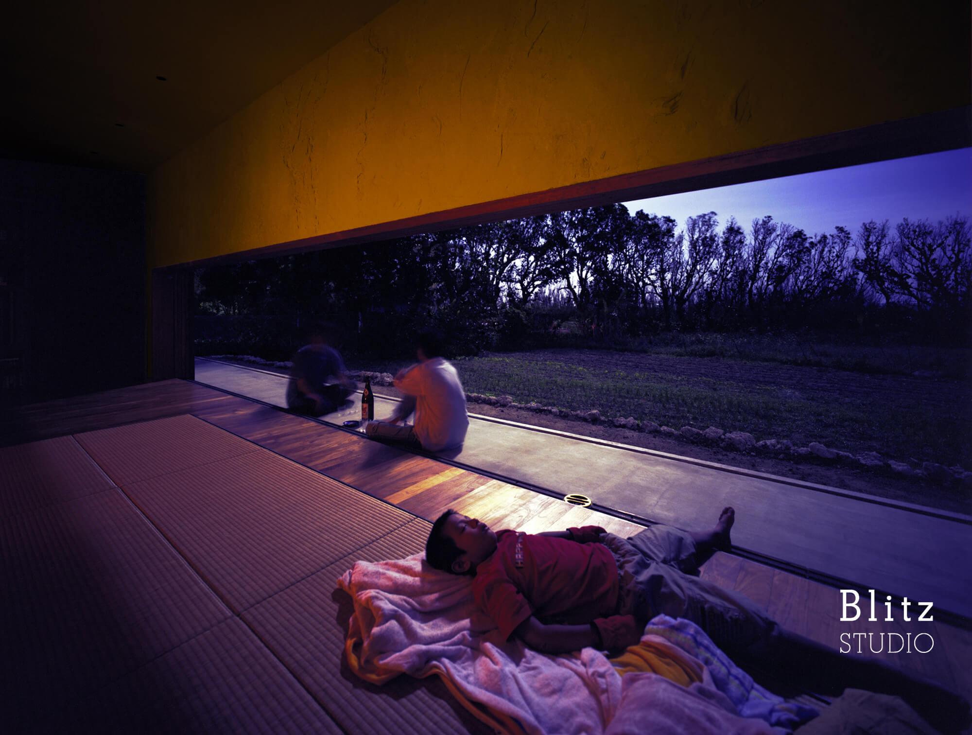 『白保の家』建築写真・竣工写真・インテリア写真17