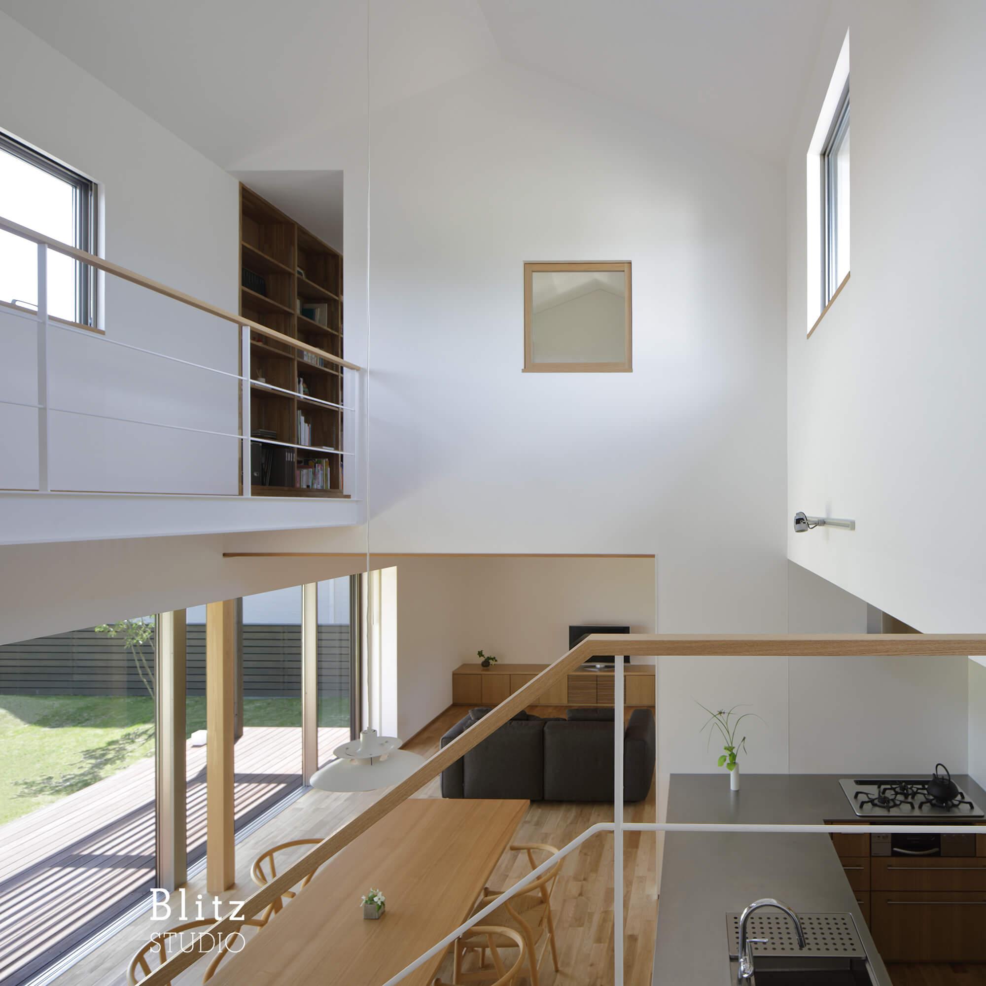 『大和町の家』建築写真・竣工写真・インテリア写真12