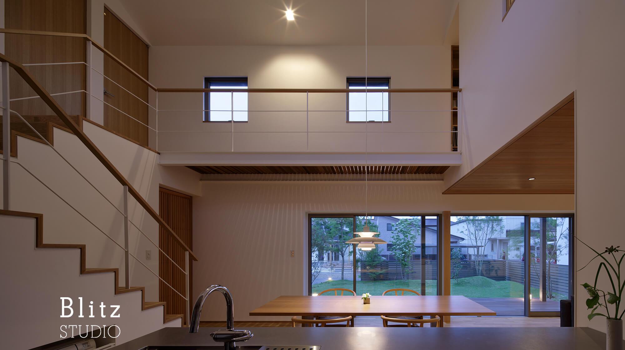 『大和町の家』建築写真・竣工写真・インテリア写真13