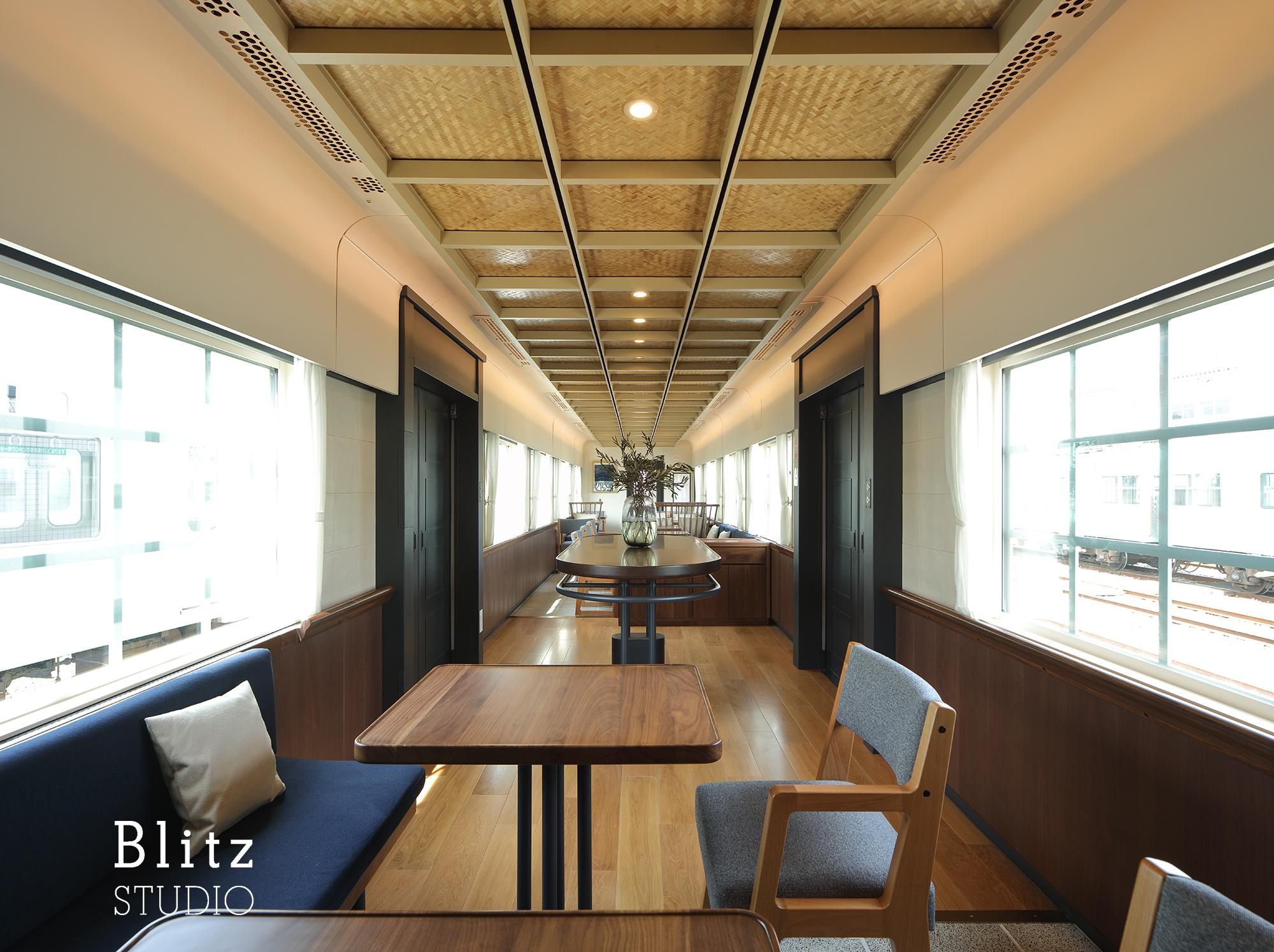 『THE RAIL KITCHEN CHIKUGO』-福岡県福岡市-建築写真・竣工写真・インテリア写真2