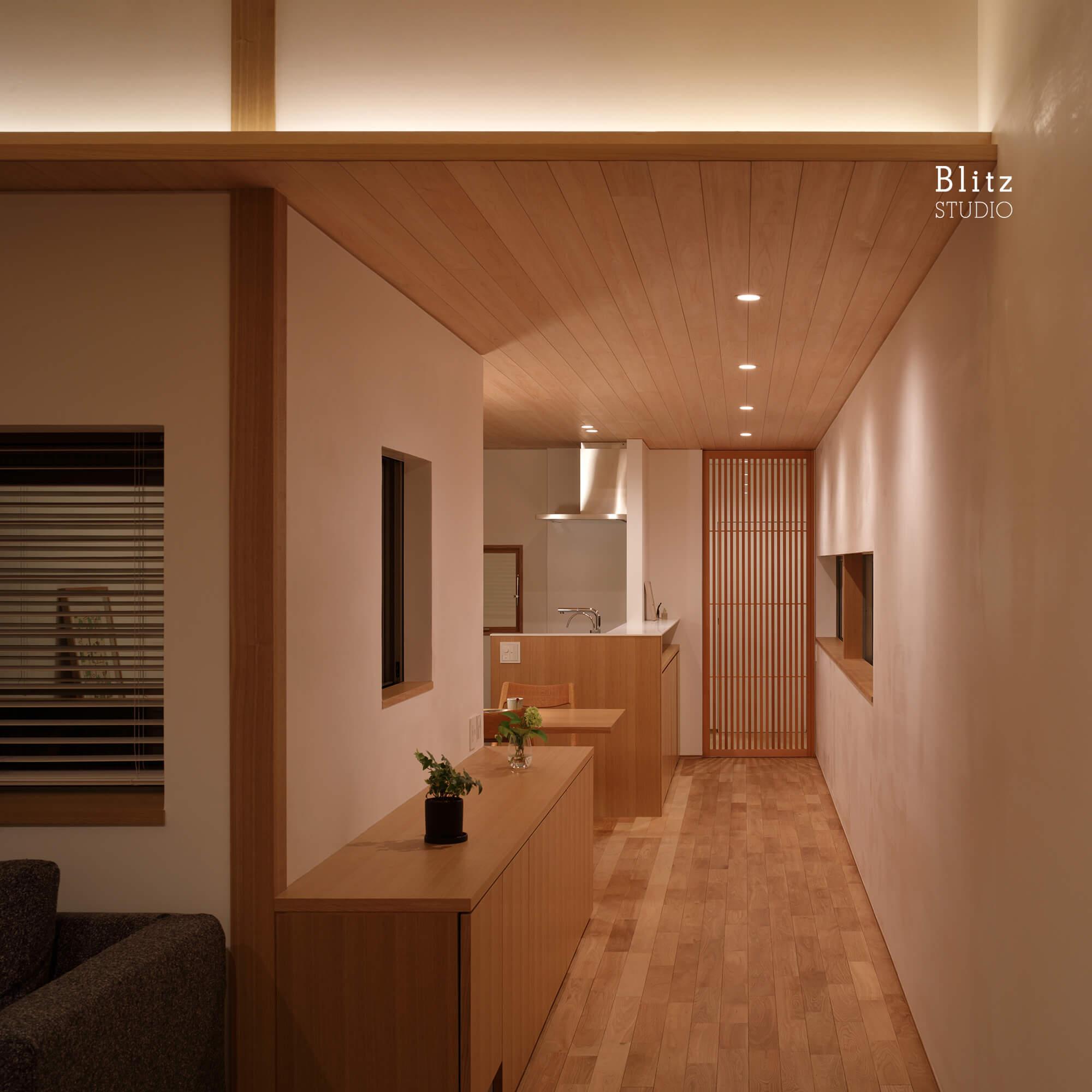 『川尻の町家』建築写真・竣工写真・インテリア写真33